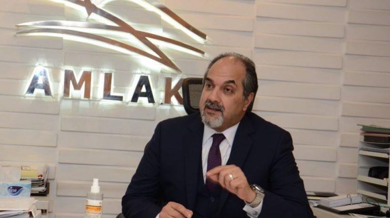 Amlak Finance Egypt , CEO Ayman Abdel Hamid.