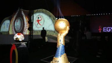 Handball World Championship trophy to arrive Egypt on Tuesday