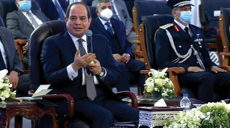 Egypt's President Abdel Fattah Al-Sisi has ordered the government to accelerate the implementation of the national project to develop 4,200 Egyptian villages.