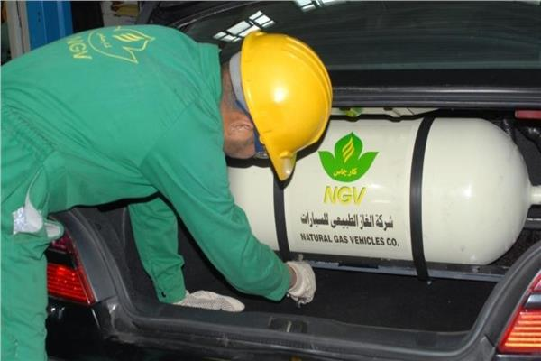 vehicles to natural gas