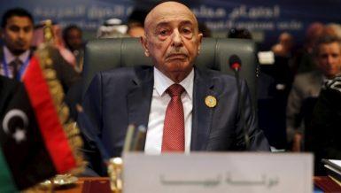 Libya Parliament denies sending envoy to Turkey 'to take orders'