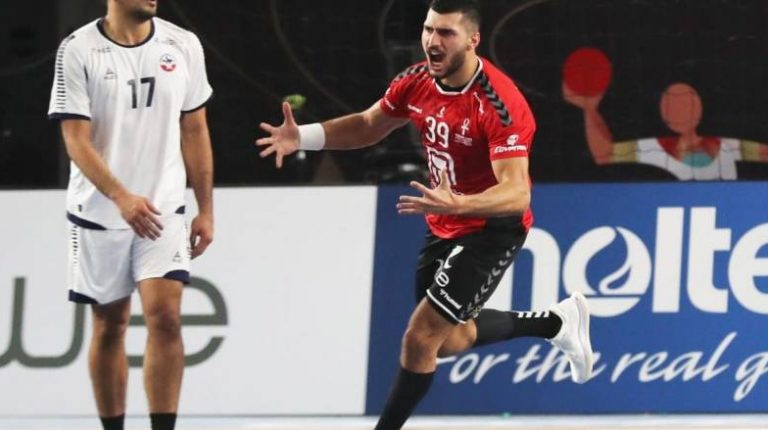 Egypt, Sweden to clash for group leadership at handball world cup
