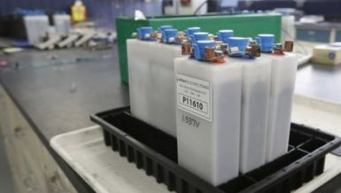 Anode-free zinc battery prototype produced that could someday store renewable energy