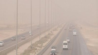 Meteorological Authority expects 3 days of sandy winds, dense fog over Egypt