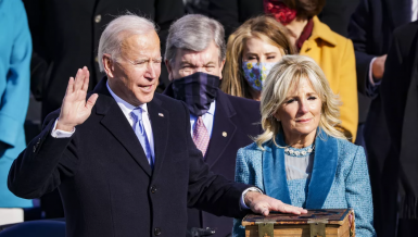 Joe Biden was sworn in as the 46th President of the United States, taking the reins of power at a perilous time in the American history.