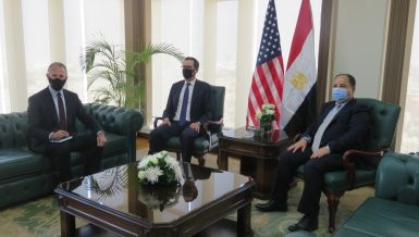 Egypt looks forward to maximising US investment activities: Finance Minister