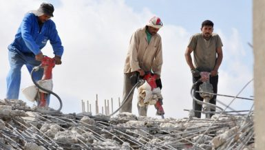 irregular labourers