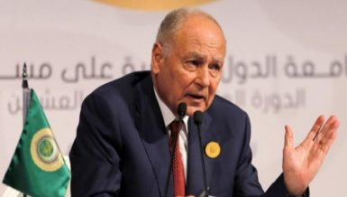 Arab League holds expanded meeting with mission heads