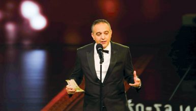 President of the Cairo International Film Festival (CIFF) Mohamed Hefzy