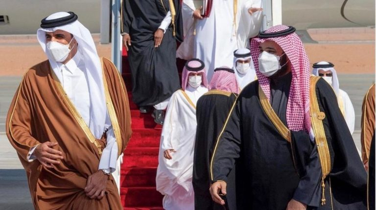 Egypt signs reconciliation agreement with Qatar to end 3-year rift