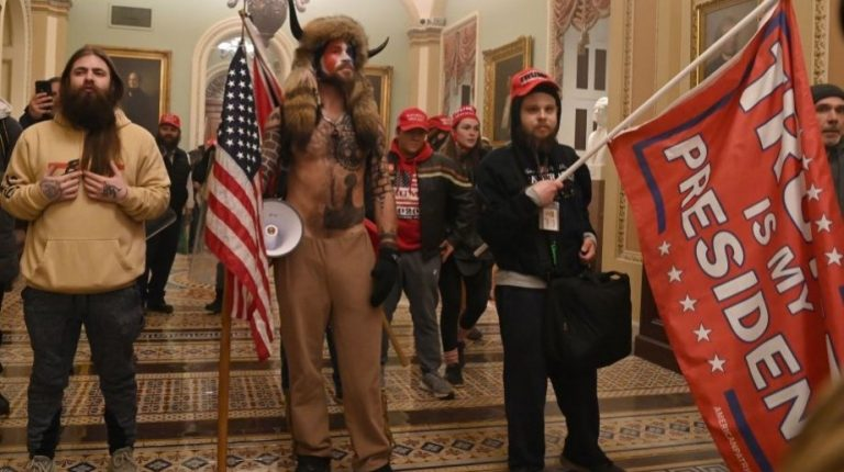 Leaders all over the world reacted with horror to the chaotic scenes in the US capital after pro-Trump protesters stormed the US Capitol on Wednesday.
