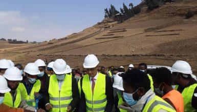 Ethiopia to establish new dam in Amhara region