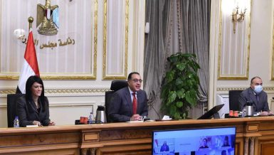 Prime Minister asserts importance of Egypt's Green Recovery projects