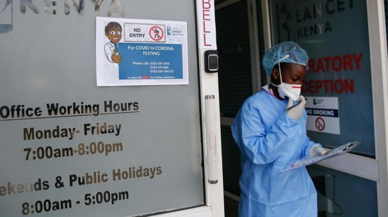 Kenyan President Uhuru Kenyatta on Sunday extended the night curfew for three months as part of measures to help contain the spread of COVID-19.