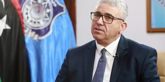 """Fathi Bashagha, the Interior Minister for Libya's Government of National Accord (GNA), has announced a new security campaign to """"fight organised crime and drug dealers"""" in Tripoli, Italy's Nova news agency reported."""