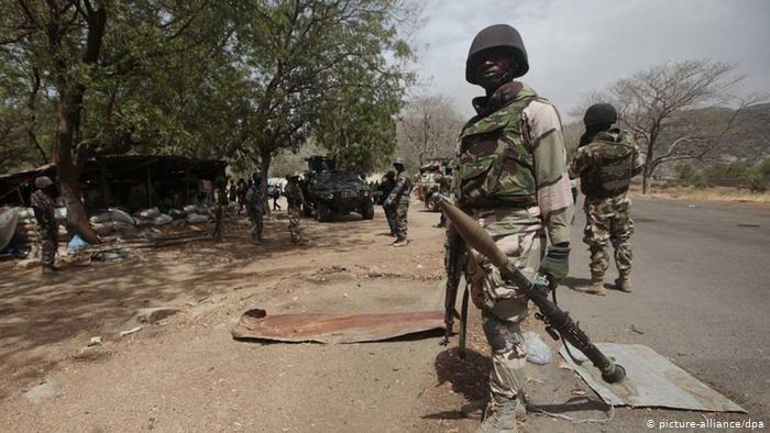 Nigeria's army has killed 28 Boko Haram militants in an operation in Nigeria's northeastern state of Yobe.