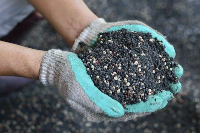 compound fertiliser
