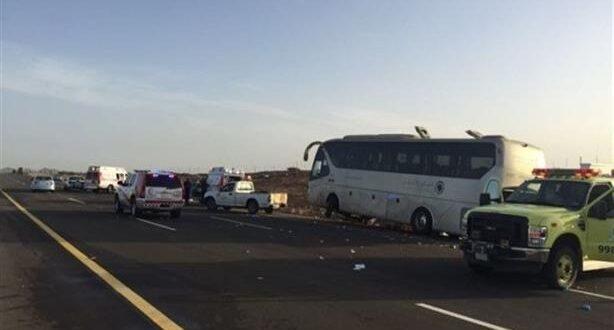 3 Egyptians killed in Umrah traffic accident, others wounded