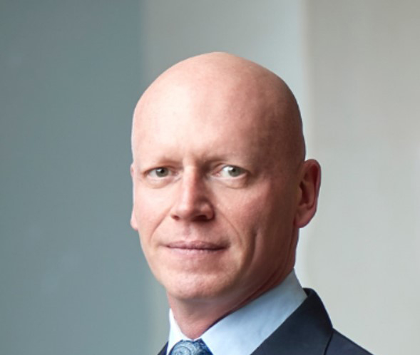 Todd Wilcox, Deputy Chairperson and CEO of HSBC Egypt