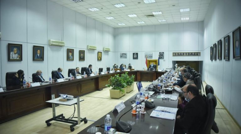 The Board of Directors at the Grand Egyptian Museum (GEM) has held its first meeting, under the chairmanship of Egypt's Minister of Tourism and Antiquities Khaled Al-Anani.
