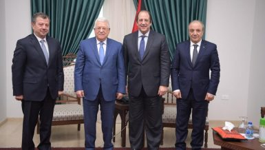 Chief of Egypt's General Intelligence Service (GIS), Abbas Kamel, travelled to Palestine's Ramallah city, during which he conveyed a message from President Abdel Fattah Al-Sisi to Palestinian President Mahmoud Abbas.