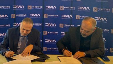 Hometown contracts with engineering consultant DMA for Lafayette project
