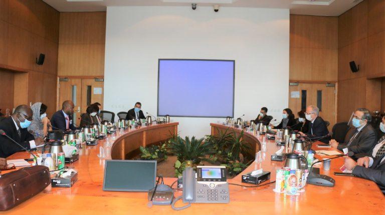 ITIDA, AfCFTA discuss strengthening CIT cooperation