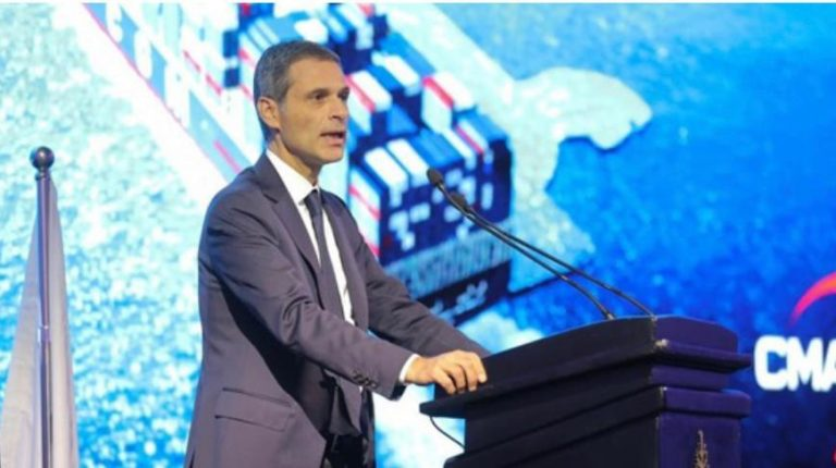Rodolphe Saadé, Chairperson and CEO of the CMA CGM Group