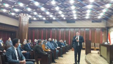 Egypt finalises building digital capability programmes for public workers moving to NAC