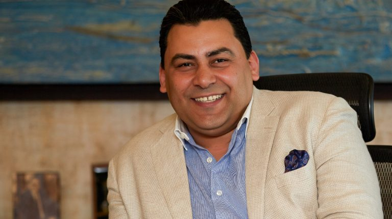 Adel Hamed, TE's Managing Director and CEO