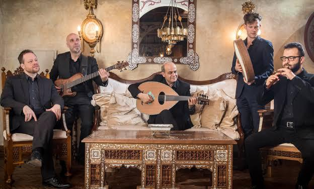 Egyptian band Cairo Steps releases latest original composition on YouTube