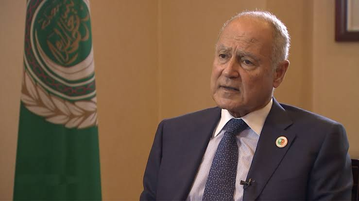 Ahmed Aboul Gheit as Secretary-General of the Arab League