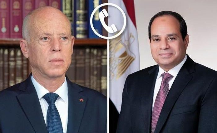 President Al-Sisi phones Tunisian counterpart after 'failed poison attempt'