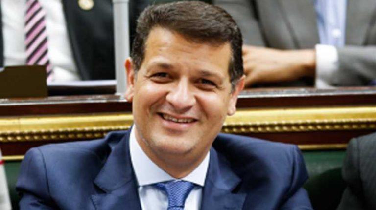 Tarek Radwan head of human rights committee of Egypt's House of Representatives