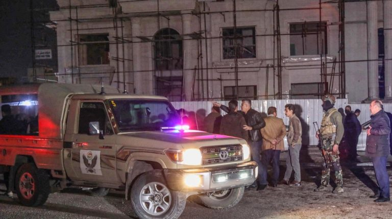 Egypt condemns missile attacks on Erbil