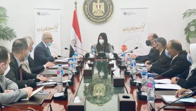 Egypt, Iraq discuss exchange of experiences on development cooperation