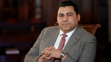 TE's Managing Director and CEO Adel Hamed