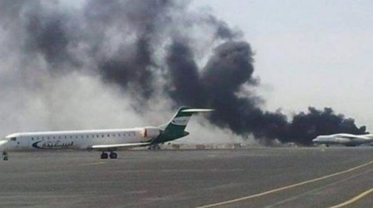 Egypt condemns Yemen's Houthi attack on Abha Airport in Saudi Arabia