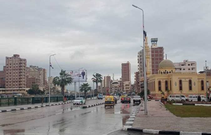 Egypt faces frost due to Cyprus Tropical Depression