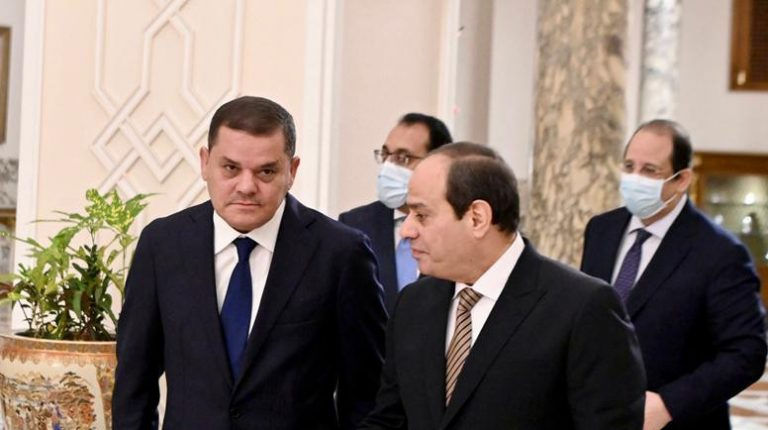 Egypt ready to offer expertise in supporting, consolidating Libya peace