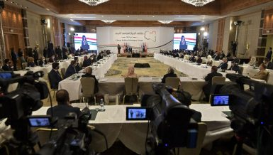 Libyan Executive Authority heads chosen as Egypt welcomes move