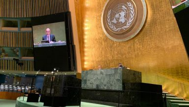 Egypt elected as head of UN Peacebuilding Commission