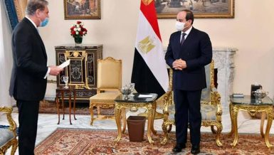 Egypt considers Pakistan one of largest Islamic countries in region: Al-Sisi