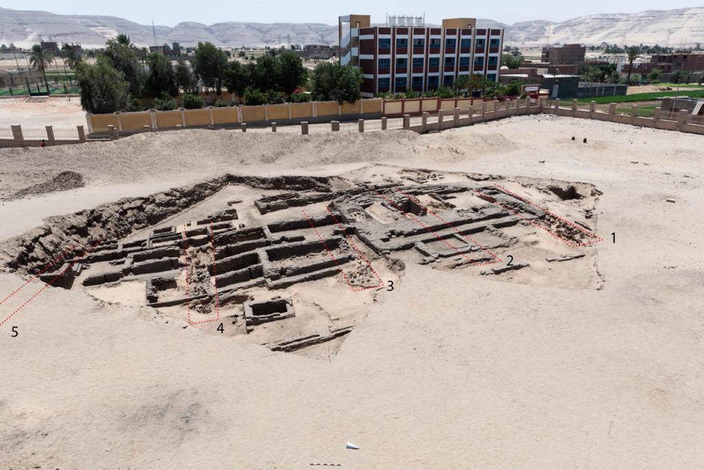 A joint Egyptian-American archaeological mission working in the North Abydos area – Sohag now – has uncovered what is believed to be the oldest mass-production brewery in the world