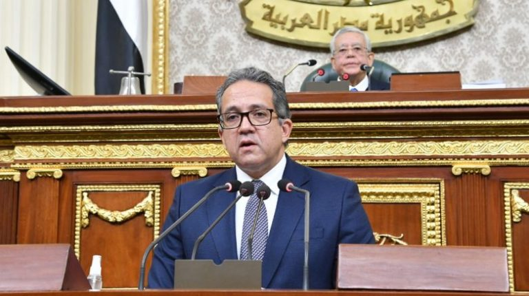 Egypt receives 3.7m tourists in 2020 bringing average revenues of $4.1bn: Tourism Minister