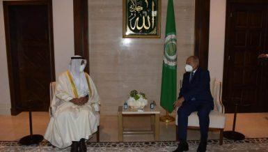 Arab League, GCC chiefs discuss latest developments, challenges facing region