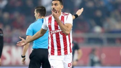 Olympiacos put hope on Koka as they face PSV Eindhoven in Europa League