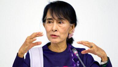 Aung San Suu Kyi, General Secretary of the National League for Democracy of Myanmar, UN Photo/Rick Bajornas