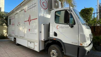Egyptian Red Crescent, Swiss Embassy launch fully-equipped mobile clinics