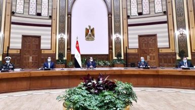 Al-Sisi asserts Egypt's keenness to attract FDI for renewable energy